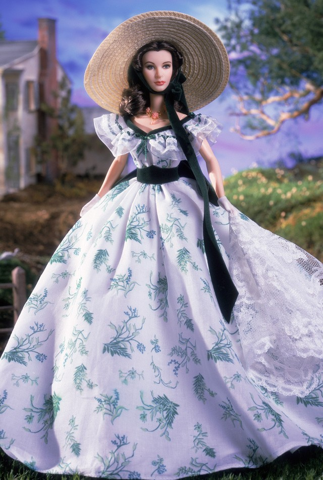 Barbie Collector Passion: Scarlett O'Hara Barbecue at ... Scarlett O Hara