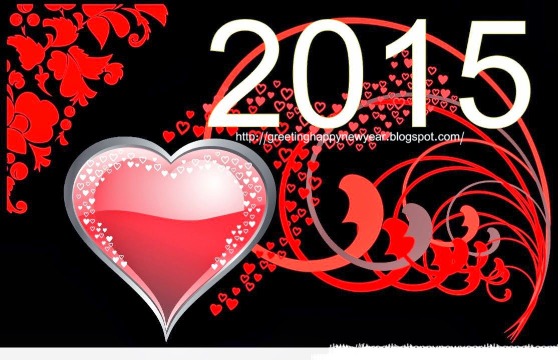 Happy New Year 2015 Awesome Cards Free Download