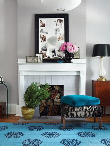 belle maison: 10 Ways to Rejuvinate Your Decor for Spring