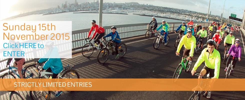 MS Bike the Bridge