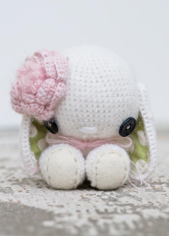 Amigurumi Rabbit Ears : Crochet Rabbit Ears
