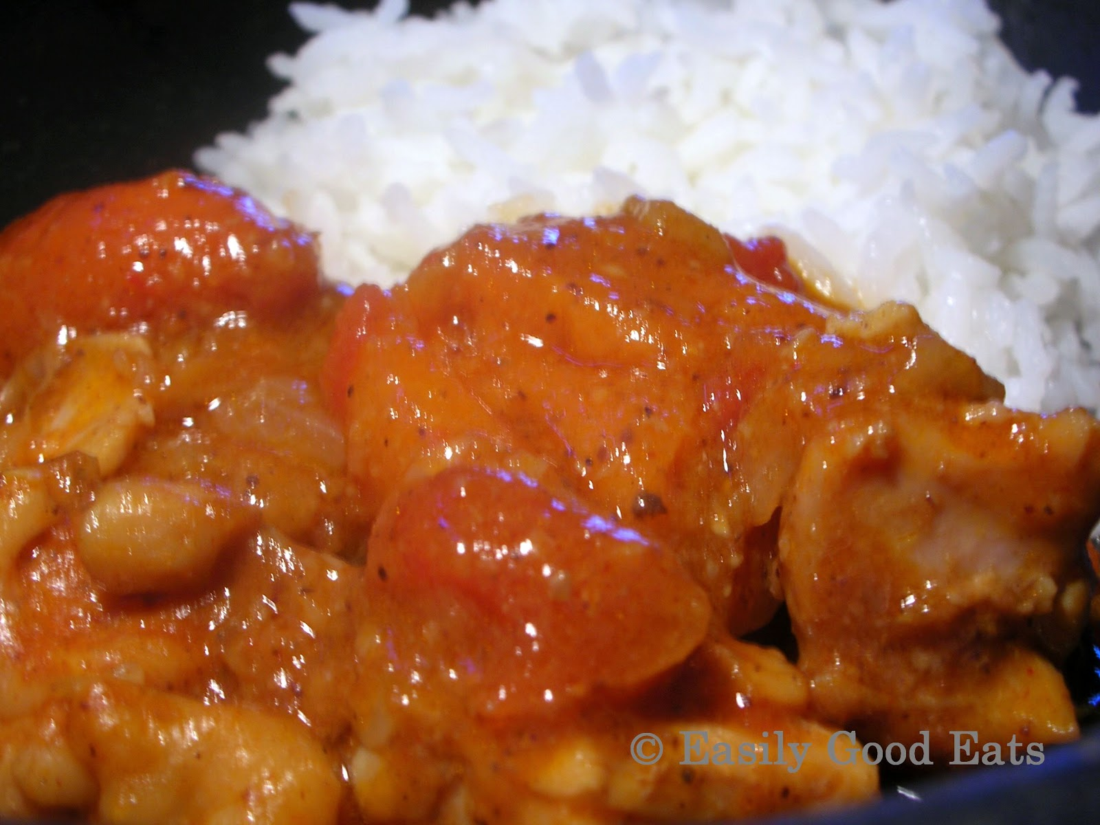 Easily Good Eats: Jardaloo ma Murghi (Chicken in Apricots) Recipe