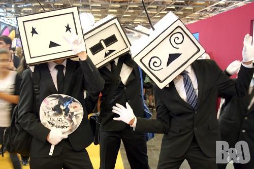 japan expo 2012 cosplay boites
