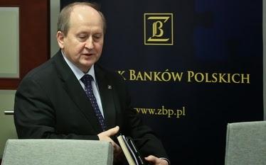 Krzysztof Pietraszkiewicz - prezes ZBP - czy pomoże bankom uciec od odpowiedzialności za udzielanie kredytów tzw. frankowych?