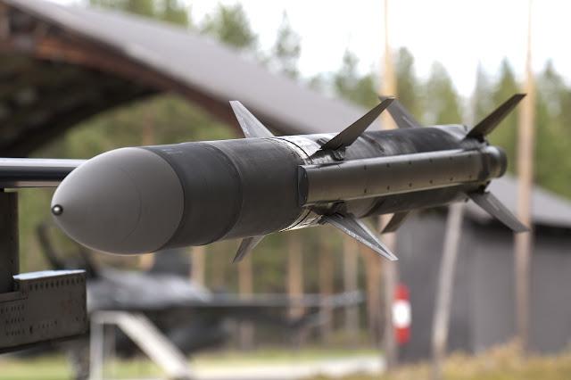AIM-120C7 AMRAAM