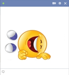 ROFL facebook chat emoticon code