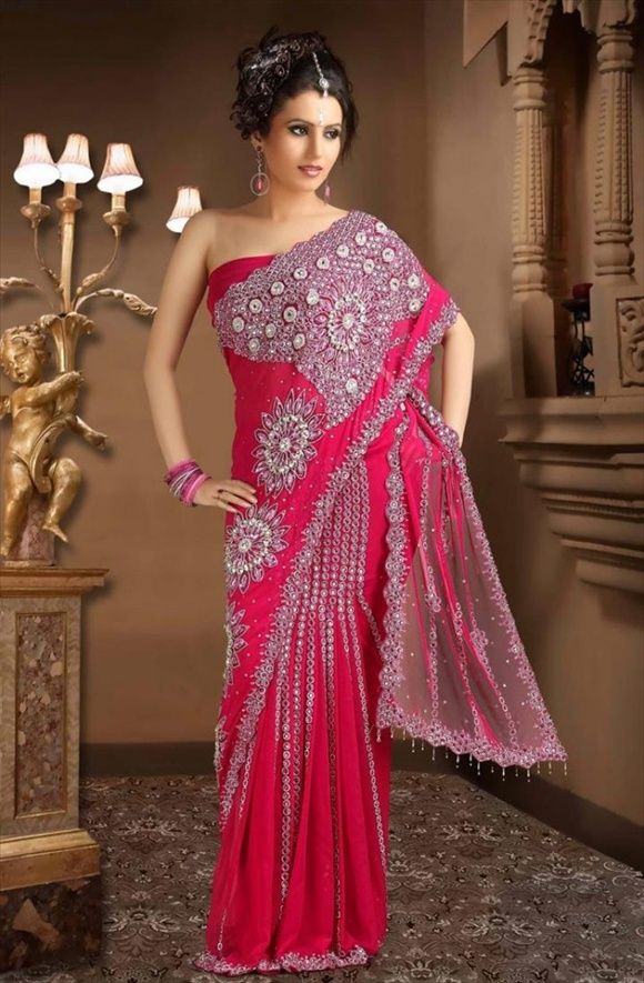 New Indian Sari Designs Softwares Games