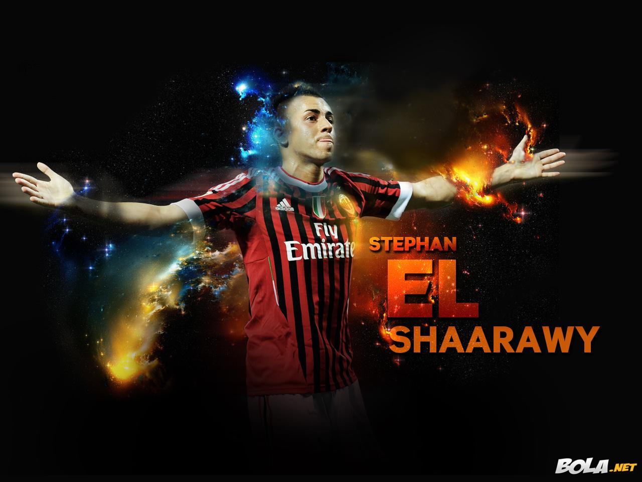 Wallpaper Stephan El Shaarawy