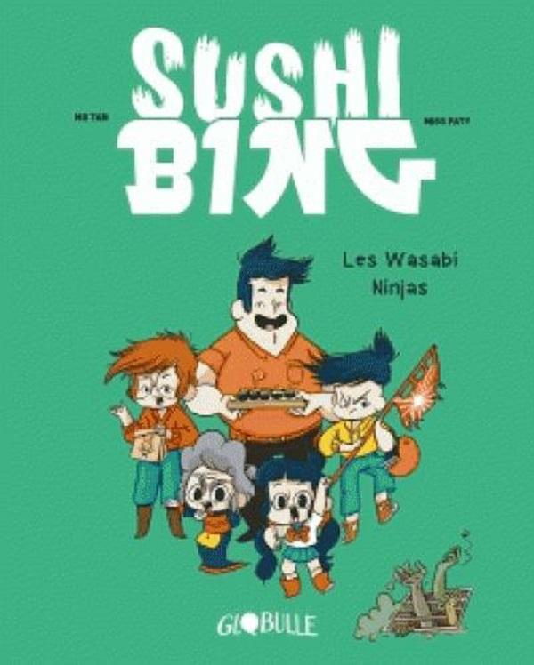 - SushiBing