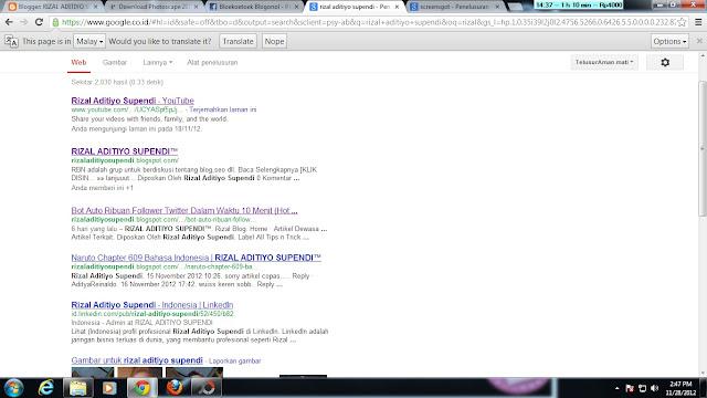 Cara Mengambil Gambar Web (Screenshot)