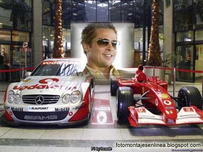 Fotomontaje Online Formula 1