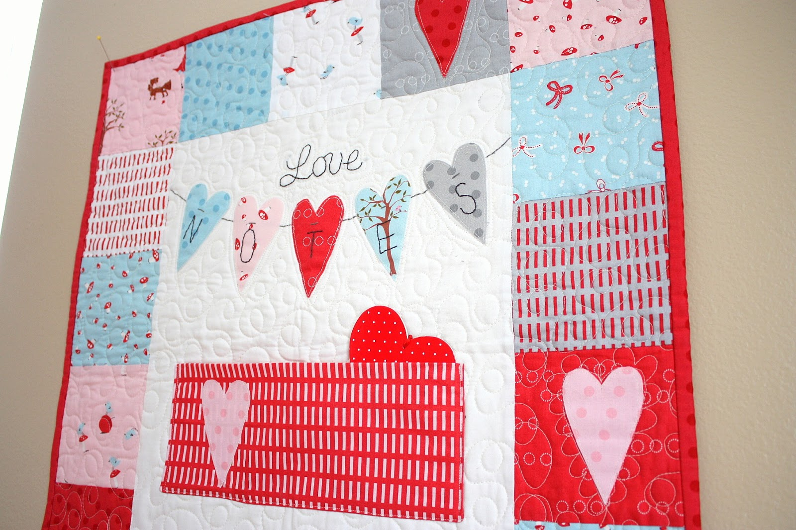 Valentines Projects - Diary of a Quilter - a quilt blog : valentine quilt patterns - Adamdwight.com