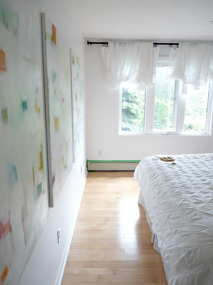 How to paint baseboard heaters dans le lakehouse for Paint baseboard heater