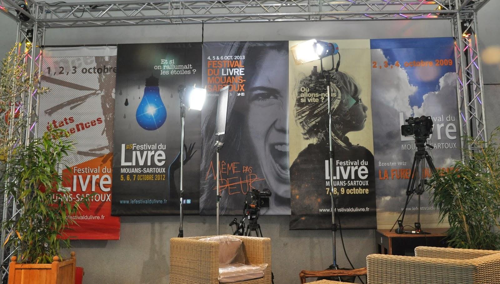 Azurevents06 festival du livre de mouans sartoux 06 du 04 au 06 octobre 2013 - Salon du livre mouans sartoux ...