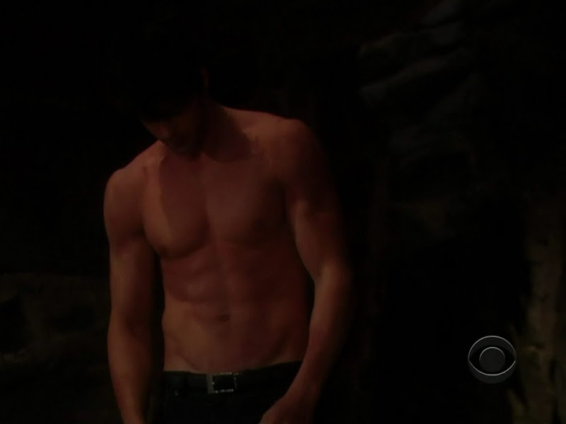 Adam Gregory Shirtless on Bold and the Beautiful 20110428