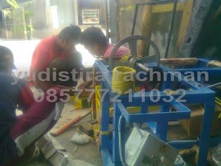 mesin gulung rafia Yogyakarta