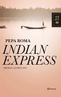 Portada de «Indian Express».