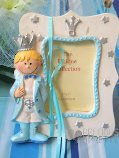 favors eith prince for christenings