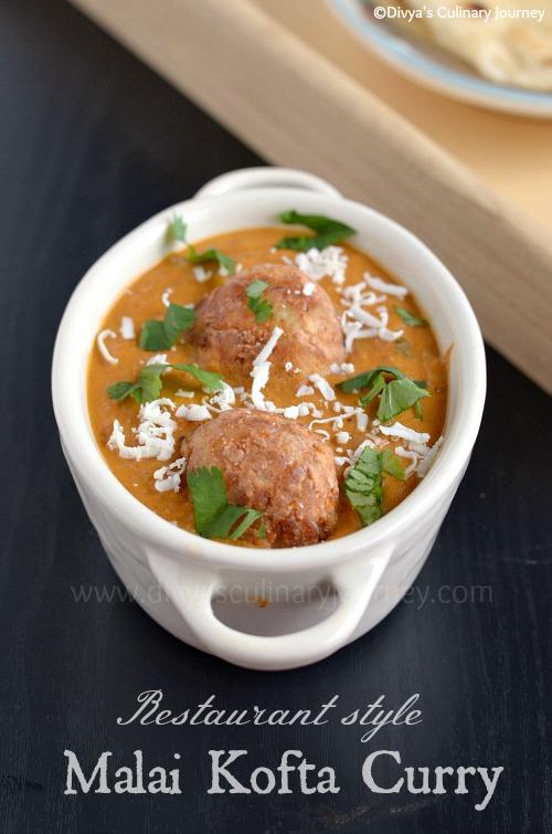 ... journey: Malai Kofta Gravy Recipe | Restaurant style Malai Kofta Curry