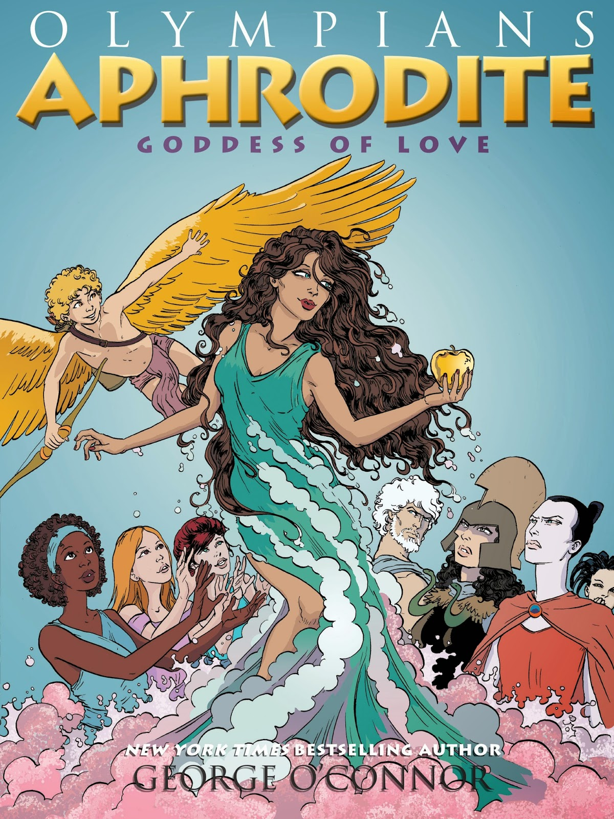 an introduction to the mythology of the olympian goddess aphrodite The olympians: aphrodite and ares aphrodite and ares are eternal lovers, companions, sometimes siblings, sometimes married who become the underlying inspiration for the astrological archetypes of venus and mars.