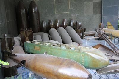 Bombas de la guerra de Vietnam