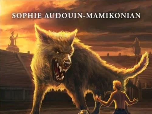 Indiana Teller, tome 4 : Lune d'hiver de Sophie Audouin-Mamikonian