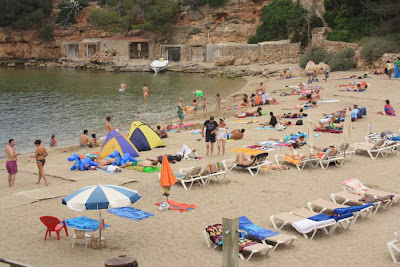 Cala Gracio in Ibiza