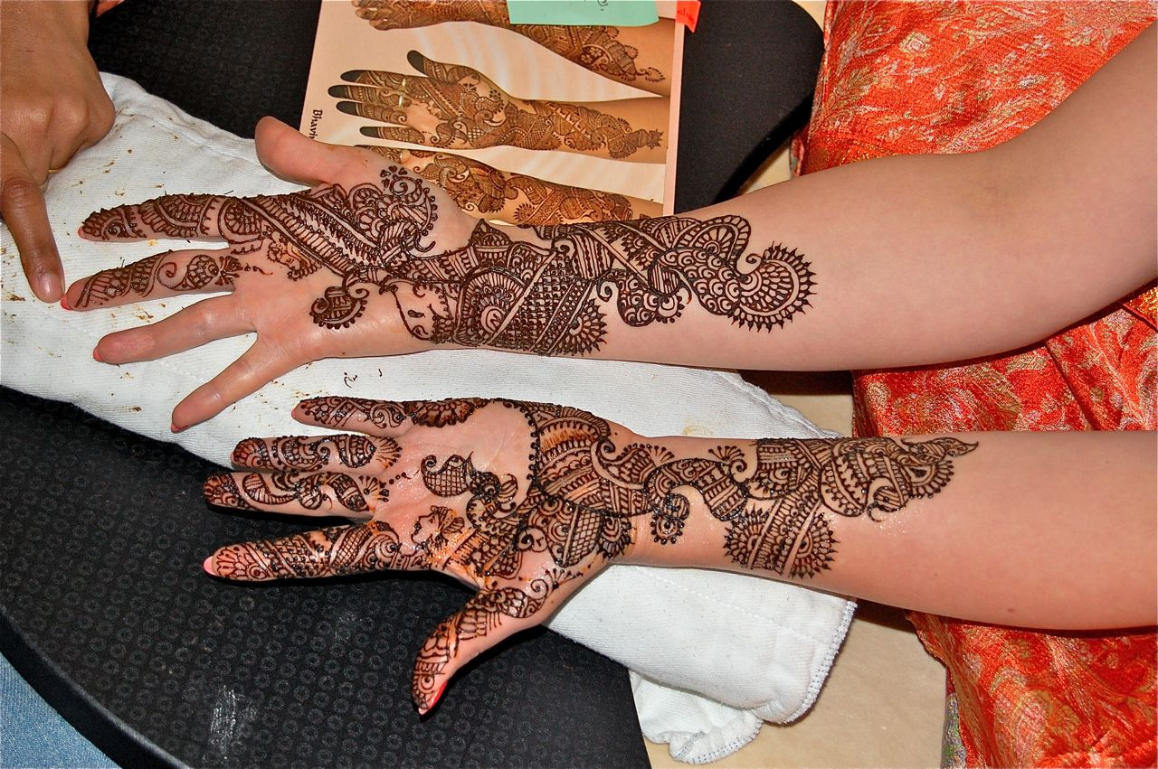 Crazy Little Thing Called Blog My Indian Wedding Bridal Mehindi