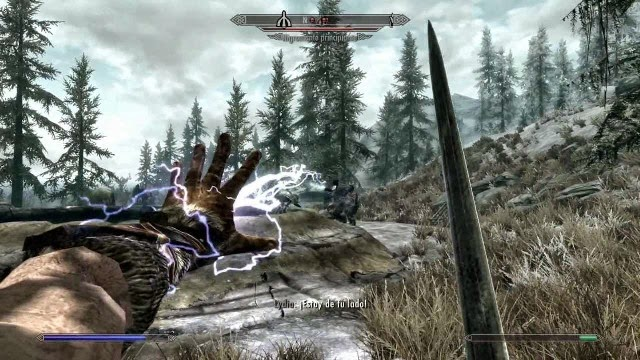 The Elder Scrolls 5 Skyrim PC Games Gameplay