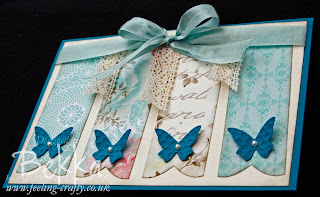 Attic Boutique Papers from Stampin' Up!