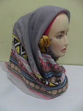 NEW COLLECTION : TUDUNG BAWAL TRIBAL ELISSA..
