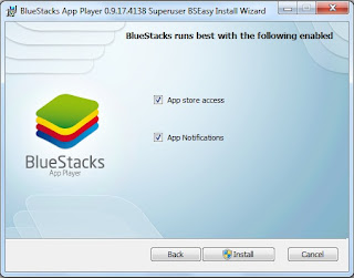 BlueStacks App Player 0.9.17.4138 Superuser [4.4 KitKat] - andromodx
