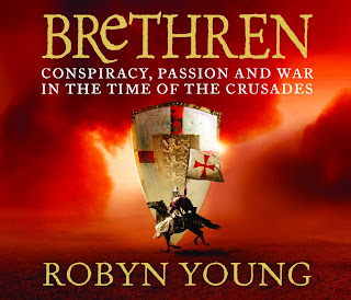 Brethren: An Epic Adventure of the Knights Templar (published in 2006) - Historical fiction, authored by Robyn Young