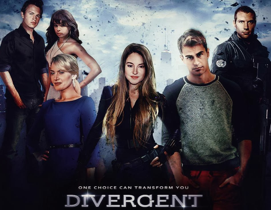 Online Watch Divergent (2014) Hindi Dubbed Full Movie