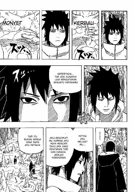 Naruto epizodo 589: Edo Tensei jutsu discontinuado