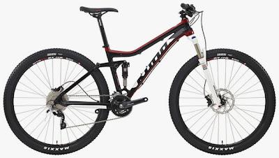 2014 Kona Hei Hei Hei 29er Bike 29 FS