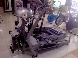 Jual treadmill Alat fitness Murah Jakarta bandung