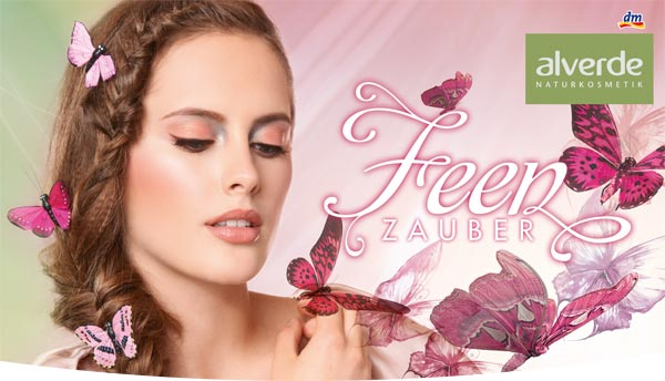 Feenzauber Limited Edition - Alverde Beauty News