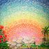 Rainbow Mushroom
