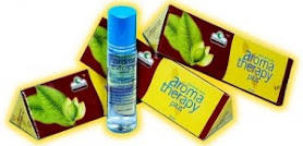 Minyak Aromatherapy Plus