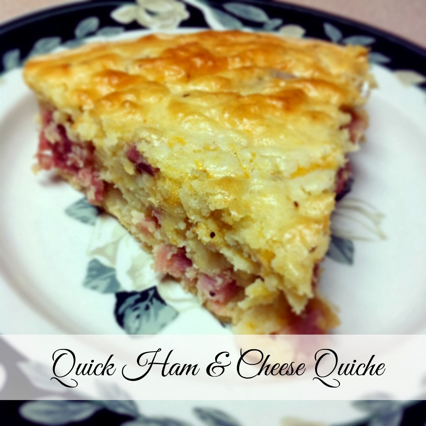 quick quiche Hickory Ridge Studio