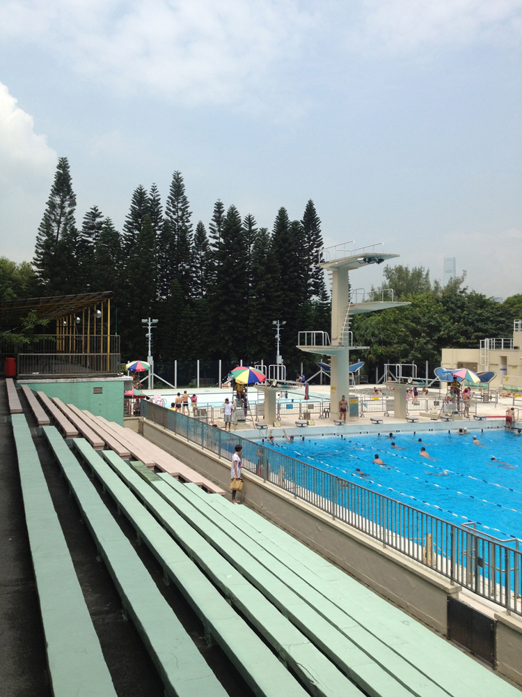 Iceblog Tribute To Victoria Park Swimming Pool