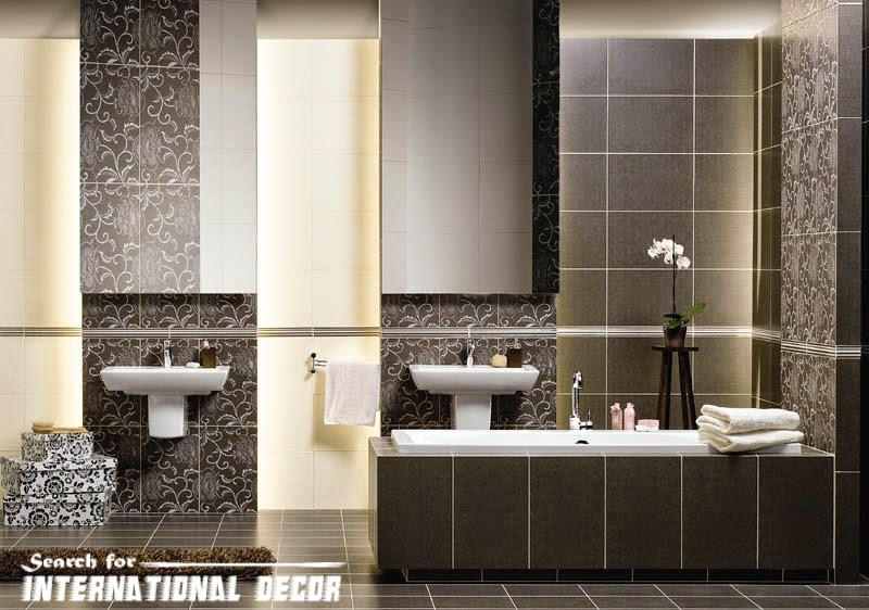 bathroom ceramic tile. Chinese ceramic tile  tiles bathroom black Top 15 in the interior Interior Decoration