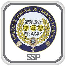 Dirección General de Carrera Policial SSPDF CDMX
