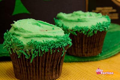 san patrizio: guinness cupcakes