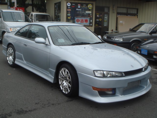 1994 Nissan S14 Silvia Service Manual and Wiring Diagram ...