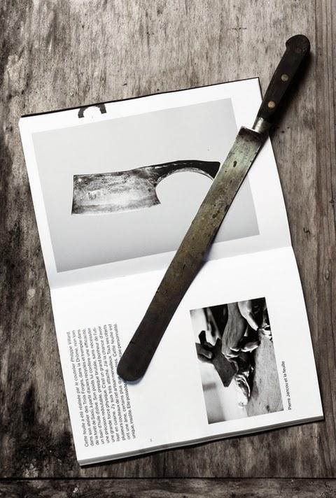 Le prolongement du geste de Laurent Dupont histoire de cuisine sans recette…