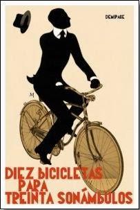 Diez bicicletas...