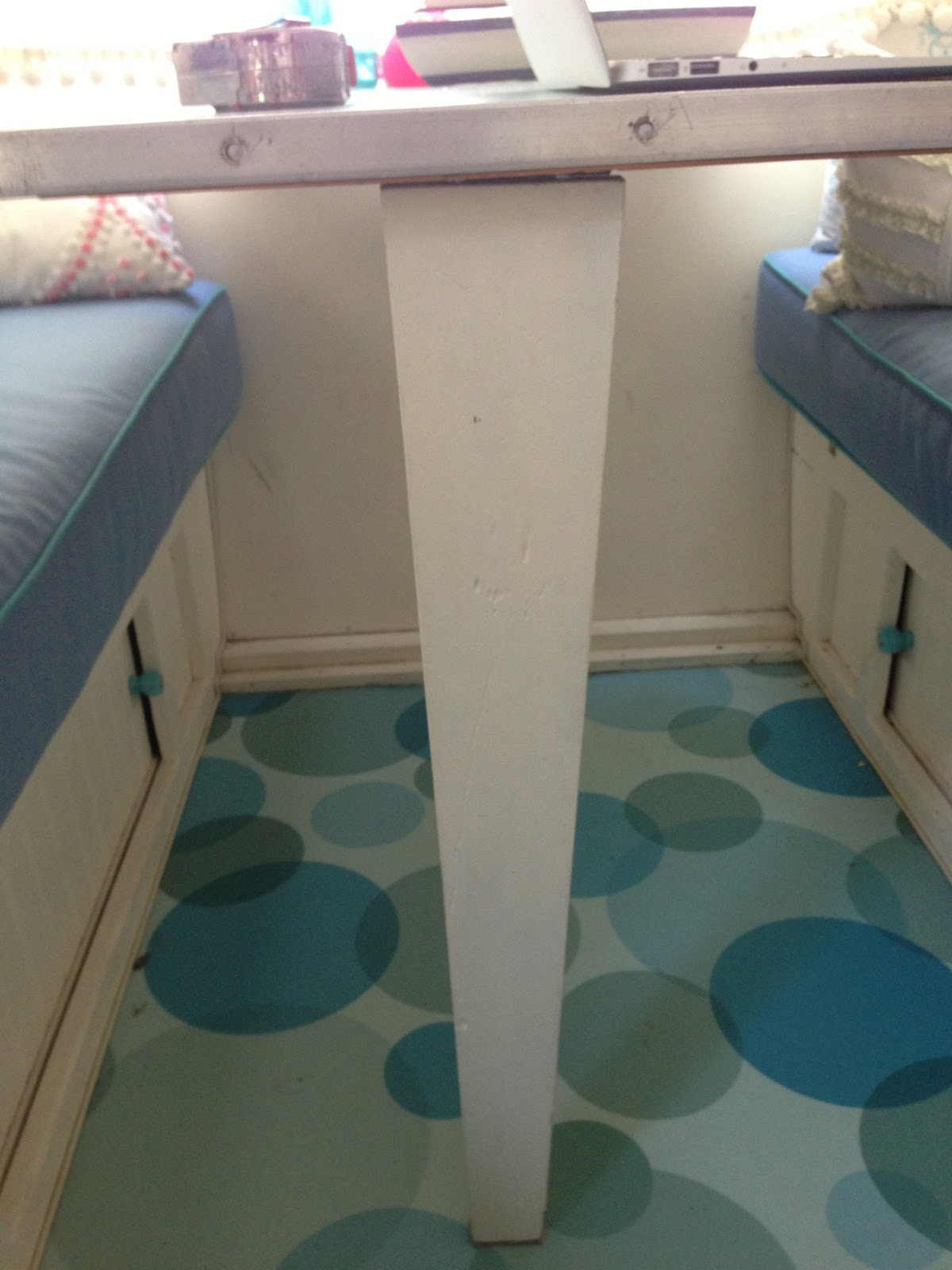 Camper Table Legs Gallery Table Decoration Ideas