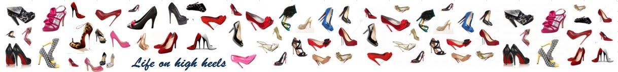 Life on high heels.